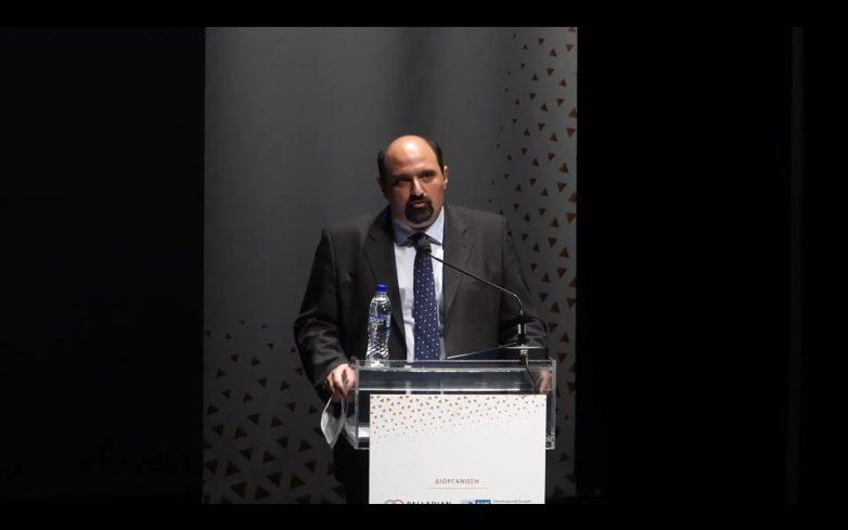 Ο Χρ. Τριαντόπουλος στη 2η απονομή επιχειρηματικών βραβείων «Θαλής ο Μιλήσιος»