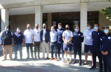 Στο Αλκαζάρ το κρίσιμο ματς ποδοσφαίρου της Εθνικής Ελλάδας Κωφών με την Εθνική της Μεγάλης Βρετανίας