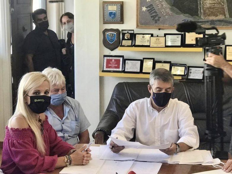 Ρέματα στη Μαγνησία καθαρίζει η Περιφέρεια Θεσσαλίας