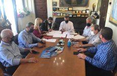 Nέα πεζοδρόμια από Σκιάθομέχρι Κουκουναριές κατασκευάζει η Περιφέρεια Θεσσαλίας