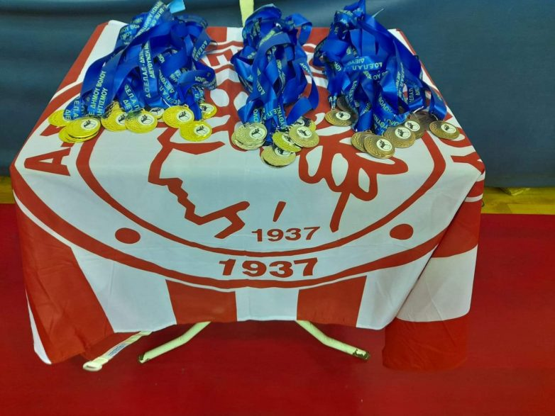 Με επιτυχία ολοκληρώθηκε το 2ο τουρνουά βόλεϊ γυναικών του ΑΣ Ολυμπιακός Βόλου 1937