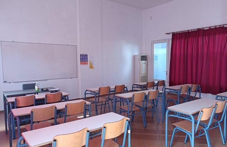 Αναφορά Κ.Παπανάτσιου για την αναστολή λειτουργίας του Δημοτικού Σχολείου Μακρυρράχης