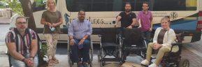 """Δύο αναπηρικά αμαξίδια από το σωματείο """"Ιππόκαμπος"""" στον δήμο Ρήγα Φεραίου"""
