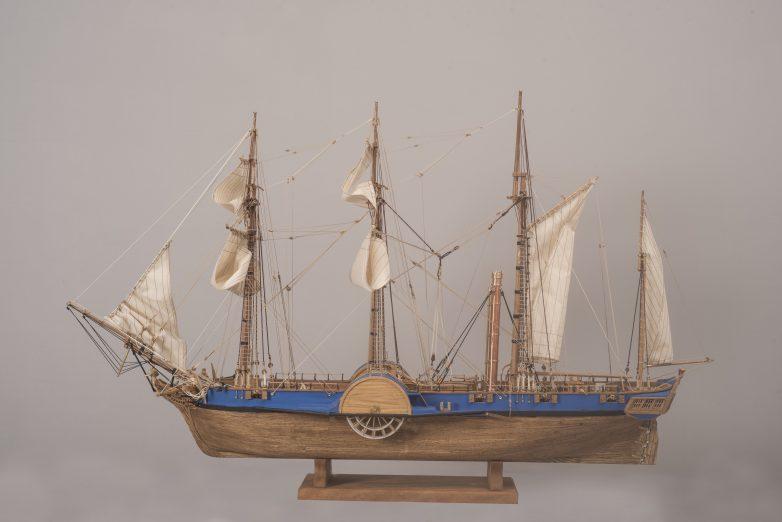 Ομοιώματα ή μοντέλα πλοίων από την αρχαιότητα μέχρι σήμερα στο Μουσείο Τσαλαπάτα