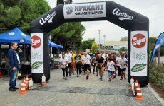 2ο ΗΡΑΚΛΗΣ Γορίτσα Trail Run: Ένας αγώνας ορόσημο