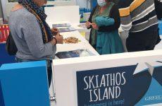 Συνεκθέτης ο Δήμος Σκιάθου στην Διεθνή Ναυτική Έκθεση GRAND PAVOIS