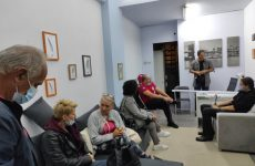 Συνάντηση του Ελληνικού Σώματος Έρευνας και Διάσωσης
