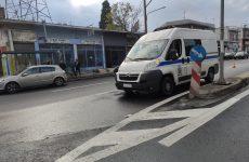 Τροχαίο στην λεωφόρο Αθηνών