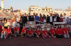 Σύγχρονος αθλητικός εξοπλισμός σε συλλόγους στίβου της Θεσσαλίας