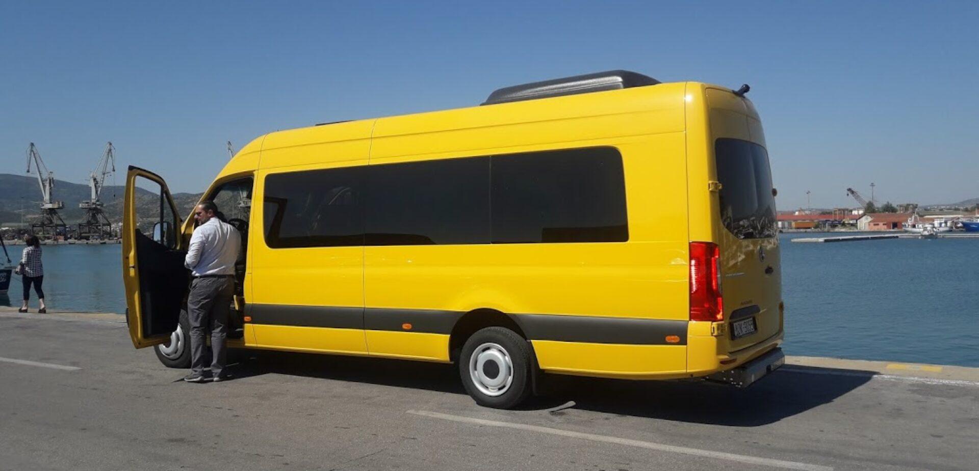 Στην κυκλοφορία προσεχώς  τολεωφορειάκι του ΕΕΕΕΚ