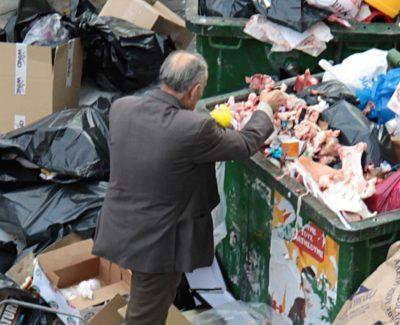 «Σταματήστε την ασιτία του 8 % του ευρωπαϊκού πληθυσμού!»