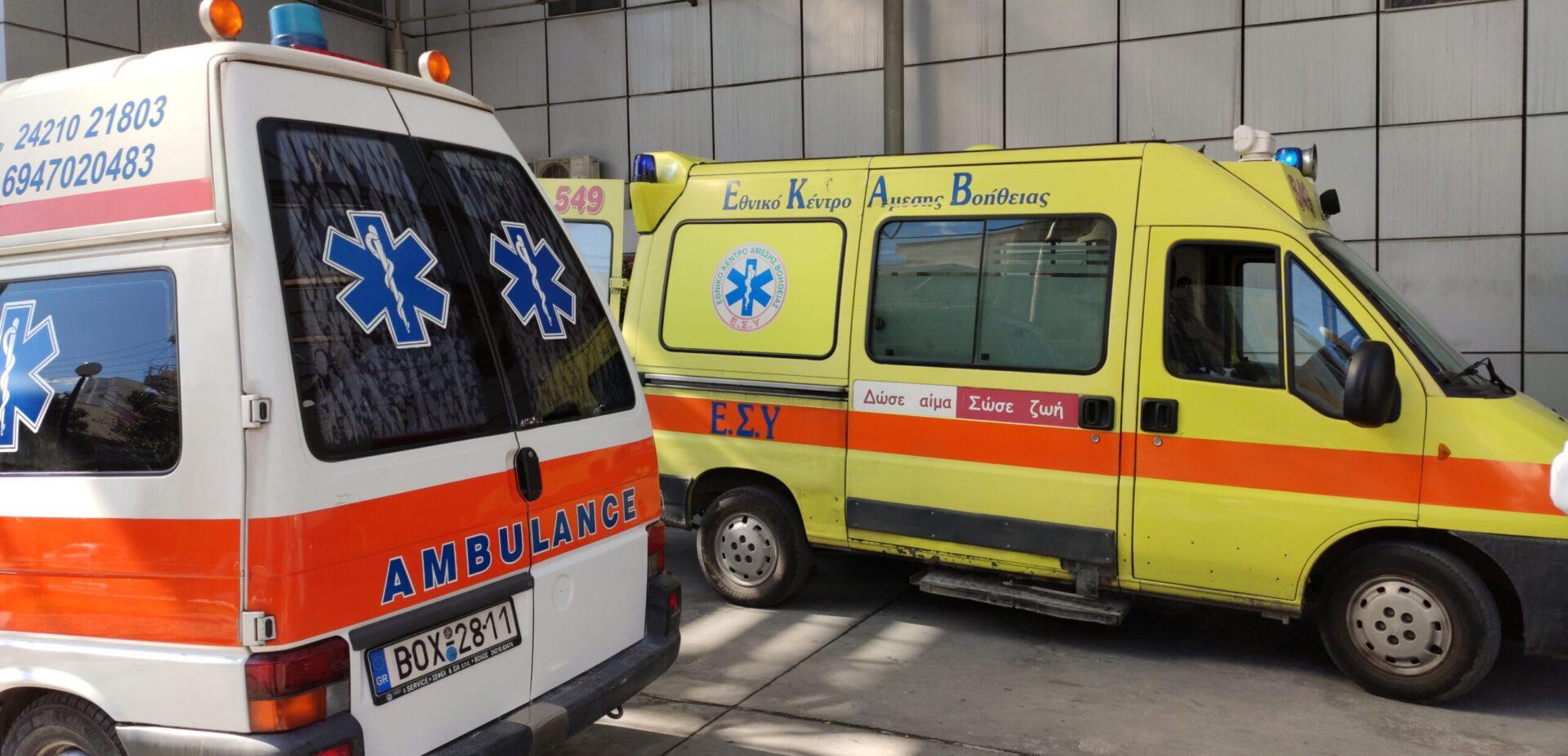 Νεκρός 44χρονος στο αυτοκίνητό του στην οδό Πολυμέρη