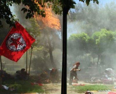 Τραγωδία σε εκδήλωση για το Κομπάνι