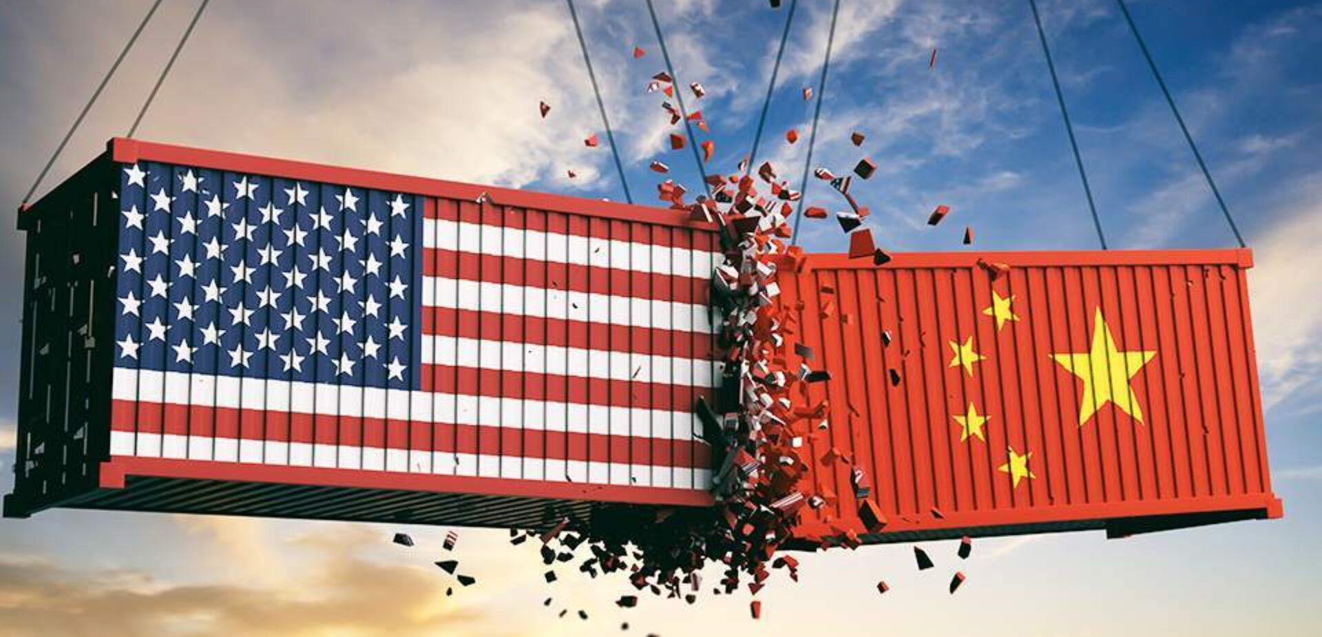 DW: Απειλεί το παγκόσμιο εμπόριο η διένεξη ΗΠΑ-Κίνας